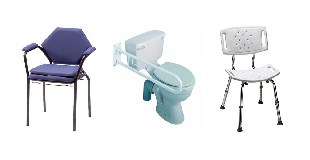 douche en toilet hulpmiddelen