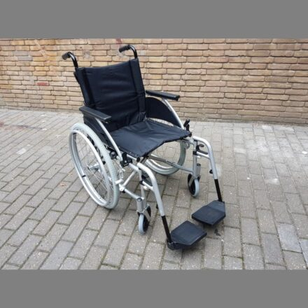 rolstoel zo goed als nieuw